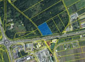 Prodej, orná půda 3017 m2, prodej, Kunratice