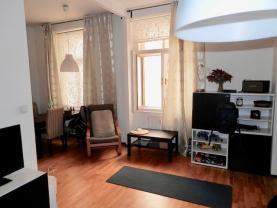 Prodej, byt, 2+kk, 65 m2, OV, Praha 5 - ul. Na Bělidle