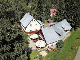 Prodej, rodinný penzion s restaurací, Harrachov-Nový Svět.