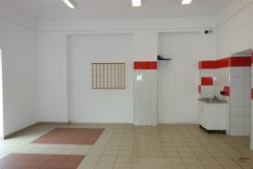 Pronájem, obchod, 65 m2, Choceň