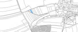 Prodej, pole, 1309 m2, Lešany u Nelahozevsi