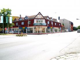 Pronájem, obchodní prostory, 450 m2, Kolín
