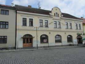 Prodej, hotel, pozemek, 4837 m2, Mirovice