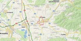 Prodej, pozemek 53 000 m2, Holešov-Všetuly