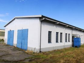 Pronájem, skladové prostory, 380 m2, Žďár nad Sázavou