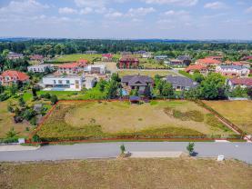 Prodej, stavební parcela, 2425 m2, Jesenice - Osnice