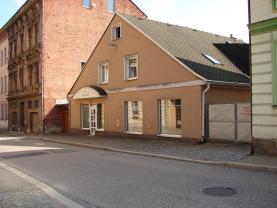 Prodej, rodinný dům 6+1 s komerčním prostorem, Náchod