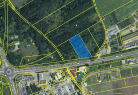 Prodej, orná půda, 3015 m2, Kunratice