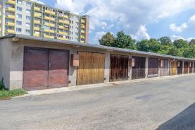 Prodej, garáž, 20 m2, Vizovice, ul. Štěpská