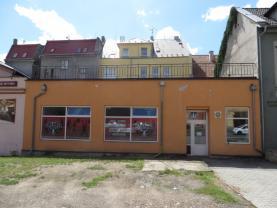 Pronájem, obchod a služby, 350 m2, Chomutov, ul. Revoluční