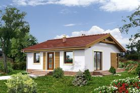 Prodej, rodinný dům 3+1, Písek - Smrkovice