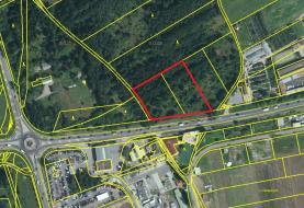 Pozemek 6032 m2, prodej, orná půda, Kunratice
