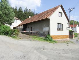 Prodej, rodinný dům, Nemojov u Pelhřimova, 451 m2