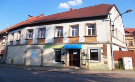 Prodej, rodinný dům, Cvikov - centrum