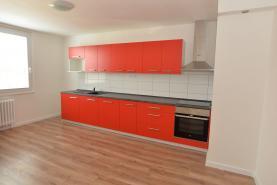 Prodej, byt 1+1, 30 m2, Široký Brod