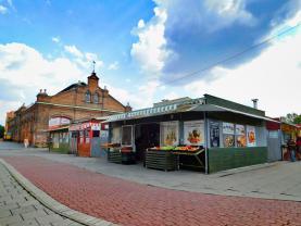 Pronájem, obchodní prostory, 45 m2, Olomouc, ul. Aksamitova