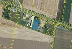 Pronájem, pole, 3973 m2, Chocenice, Břežany I.