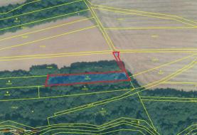 Prodej, pozemek, 1612 m2, Doubravčice