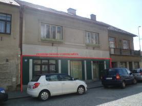 Pronájem, nebytové prostory, 70 m2, Hořice