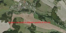 Prodej, louka, 9715 m2, Krchleby na Moravě
