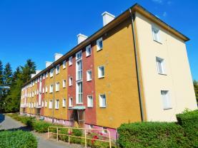 Prodej, byt 3+1, 68 m2, Nový Bor