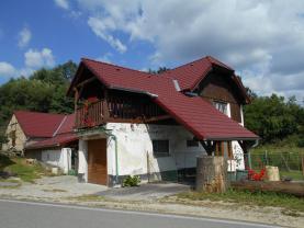 Prodej, rodinný dům, 4378 m2, Lhenice - Třebanice