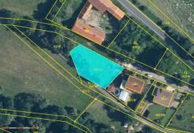 Prodej, stavební pozemek, 645 m2, Kralice