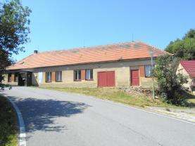 Prodej, rodinný dům, 249 m2, Lhenice - Třebanice