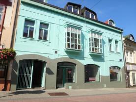 Pronájem, obchodní prostor, 70 m2, Kladno, ul. T.G.Masaryka