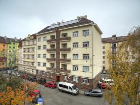 Prodej, byt 2+kk+L, 49 m2, Plzeň, ul. Guldenerova