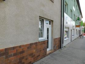 Pronájem, obchodní prostor-kancelář, 22 m2 Mělník, Pražská