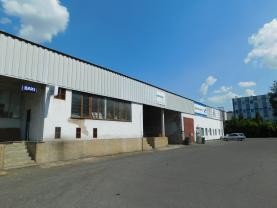 Pronájem, výrobní objekt, 324 m2, Most, Velebudice