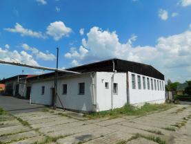 Prodej, výrobní objekty, 955 m2, Louka u Litvínova