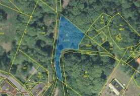 Prodej, pozemek, 766 m2, Lučany nad Nisou - Horní Maxov
