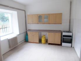 Pronájem, byt 3+1, 70 m2, Světlá Hora