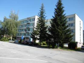 Prodej, byt 3+1, 65 m2, Kaplice