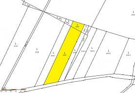 Prodej, chmelnice, 3343 m2, Louny