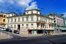 Prodej, byt 2+1, 70 m2 Mariánské Lázně, ul. Dykova