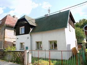 Prodej, chalupa, 180m2, Krajková, okres Sokolov