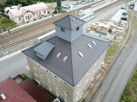 Prodej, výrobní objekt, 1385 m2, Chotoviny
