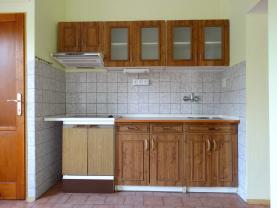 Pronájem, byt 3+1, 65 m2, Nový Bor, ul. Generála Svobody