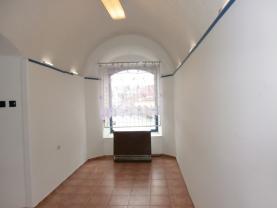 Pronájem, komerční prostor, 14 m2, Litomyšl