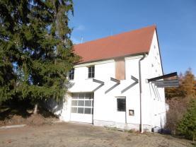 Prodej, chalupa, 2029 m2, Žlutice, Příkopy