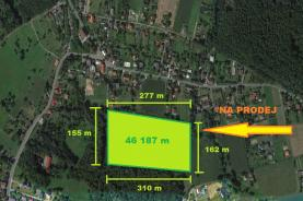 Prodej, pole, 46187 m2, Bohumín - Skřečoň