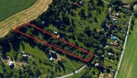 Prodej, zahrada, 3775 m2, Lipník nad Bečvou - Ořechy