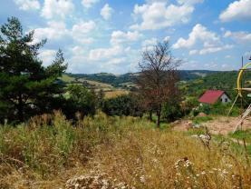Prodej, stavební pozemek, 1082 m2, Hájek u Tišnova