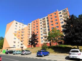 Prodej, byt 3+1, 67 m2, OV, Cheb, ul. Dvořákova