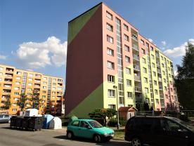 Prodej, byt 1+1, 43 m2, OV, Benešov N/Pl, ul. Sídliště