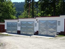 Prodej, garáž, Tanvald