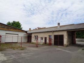 Prodej, výrobní hala, 200 m2, Protivín
